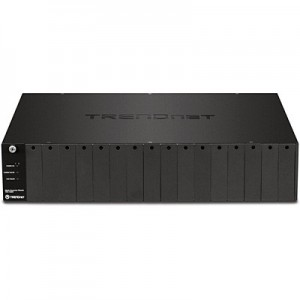 16 BAY MEDIA CONVERTER CHASSIS