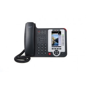 ESCENE 8 LINE EXECUTIVE IP PHONE ES620-PEN