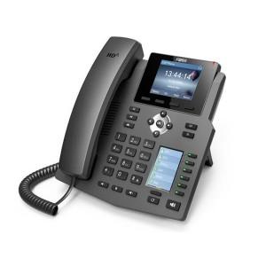 Fanvil 4SIP Gigabit VoIP Phone 30 DSS Key