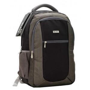 BLACK Buzz Backpack - Black - 16'' Inch MSP1606BK
