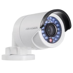 Hikvision 720p Turbo HD Bullet Camera (DS-2CE16C0T-IR) - 3.6mm Lens, 20m IR