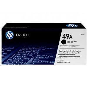 HP 49A Black Laserjet Cart' - HP L/J 1160/1320 upto 2500 pgs