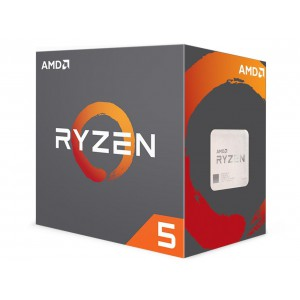 AMD RYZEN5 1600X 3.7GHZ 6C AM4 - NO FAN