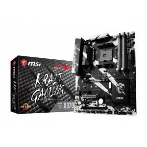 MSI X370 KRAIT GAMING/AMD/AM4/DDR4/4*DIMM/ATX MS-X370 KRAIT GAMING
