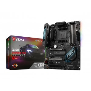 MSI X370 GAMING PRO CARBON/AMD/AM4/DDR4/4*DIMM/ATX