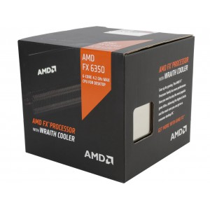 AMD FX-6350 3.9GHZ 6C AM3+ WRAITH FAN
