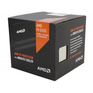 AMD FX-6350 3.9GHZ 6C AM3+ WRAITH FAN