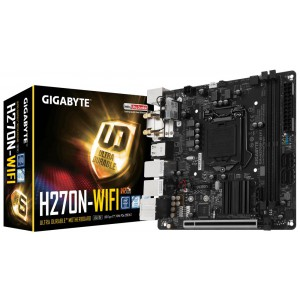 GIGABYTE H270N-WIFI SKT1151 MINI ITX MOTHERBOARD