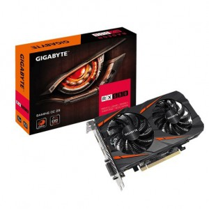 GIGABYTE AMD RX 550 GAMING 2048MB GRAPHICS CARD