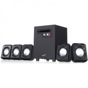 GENIUS SW-5.1 1020 5.1 SPEAKERS