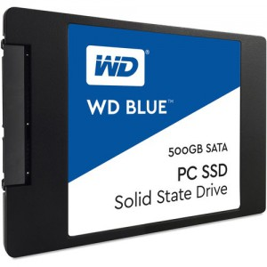"WD BLUE 500GB 2.5"" SATA3 SSD"