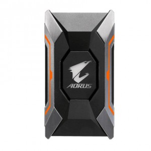 GIGABYTE AORUS HIGH BANDWIDTH SLI BRIDGE 8CM / 2 SLOT SPACING