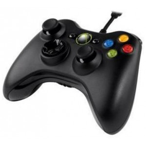 X-BOX 360 WIRELESS COMPUTER CONTROLLER USB
