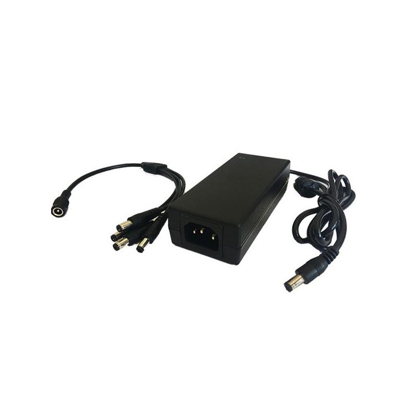 POW-5 12VDC 5 Amp IEC PSU with SA Cable