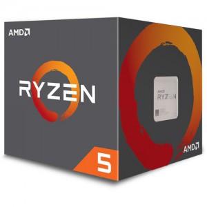 AMD RYZEN5 1500X 3.6GH 4C AM4 WRAITH FAN