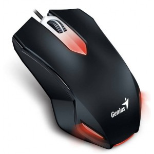 GENIUS X-G200 OPTICAL GAMING MOUSE