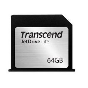 Transcend 64GB JetDrive Lite 130 Flash Expansion Card for Mac