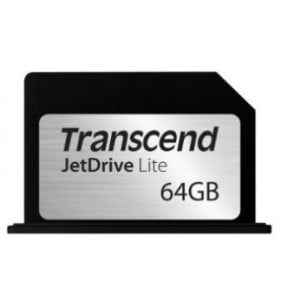Transcend 64GB JetDrive Lite 330 Flash Expansion Card for Mac