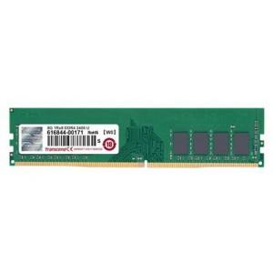 TRANSCEND 8GB DDR4-2400 DIMM 1RX8