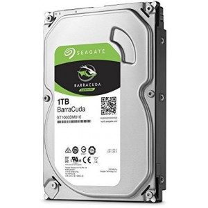 SEAGATE BARRACUDA 1TB 3.5''- 7200RPM SATA 6GB/s 64MB CACHE