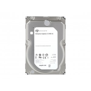 SEAGATE ENTERPRISE CAPACITY 3.5 SAS 6GB/s- 3TB 7200RPM 128MB CACHE- NO ENCRYPTION