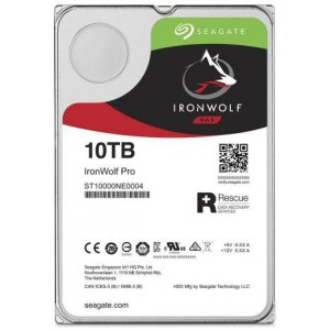 SEAGATE IRONWOLF PRO 10TB 3.5 7200RPM SATA 6GB/s 256MB CACHE