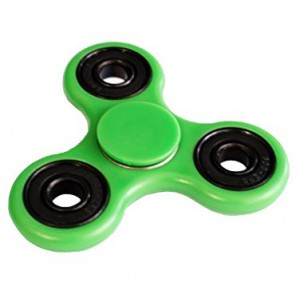 Fidget Hand Spinner - (Light Green)