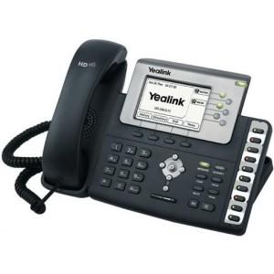 YEALINK T28P HD IP PHONE (6L/POE/NO PSU)