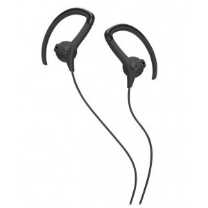 Skullcandy S4CHGZ-033 On Ear Wired Earphones Without Mic Black