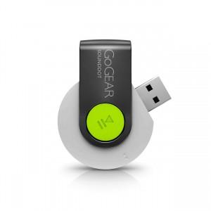 Philips GoGear SoundDot 2 GB MP3 Player SA4DOT02WN/97 - White