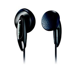 PHILIPS SHE1350 IN-EAR HP - BLACK