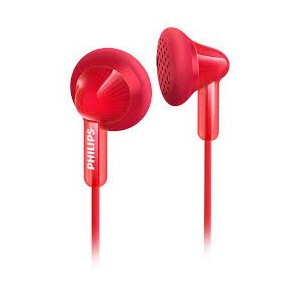 PHILIPS SHE3010 IN-EAR HP - RED