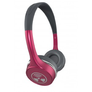 IFROGZ IFEPTP-PK0 Audio- Ear Pollution Toxix Plus - With Mic - Rose Pink