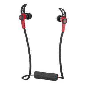IFROGZ SUMMIT WIRELESS SPORT EARBUDS - RED