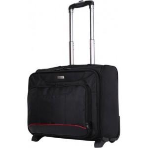 BLACK BUSINESS EXECUTIVE ROLLING CASE