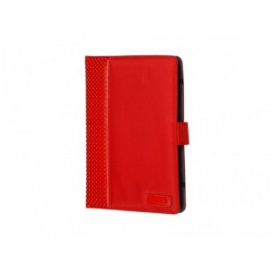 PORT CANCUN UNIVERSAL TAB CASE 10.1 RED