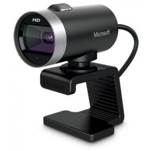 Microsoft  H5D-00015 LifeCam Cinema HD 720p 720p HD Webcam Black