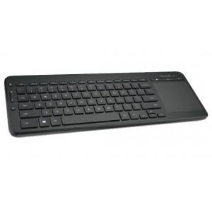 Microsoft N9Z-00022 keyboards (RF Wireless, Universal, QWERTY, US English, Wireless, USB)