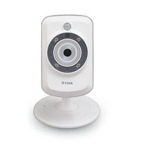 D-Link 802.11n Home Network Camera, D-ViewCam