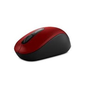 Microsoft Bluetooth Mobile Mouse 3600 - Dark Red