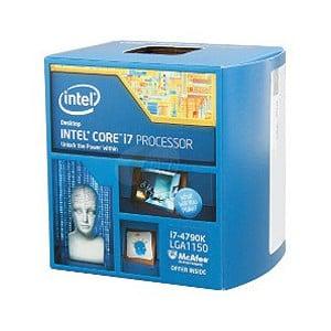 Intel Core i7 4790K - 4.00GHz Quad Core, Socket 1150 - 3 Year Warranty