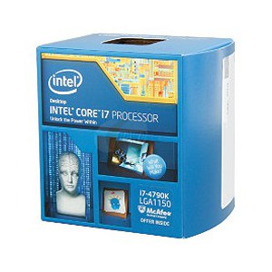 Intel Core i7 4790K - 4.00GHz Quad Core, Socket 1150 - 3 Year Warranty