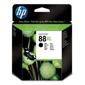 HP # 88 LARGE BLACK INK CARTRIDGE