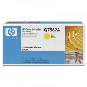 HP # 314A COLOR LASERJET 3000 YELLOW PRINT CARTRIDGE. AVERAGE CARTRIDGE YIELD 3 500 PGS