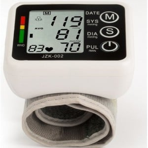 Automatic Blood pressure monitor wrist cuff