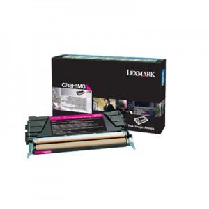 LEXMARK C748 Magenta High Yield Return Program Toner Cartridge - 10 000 pgs