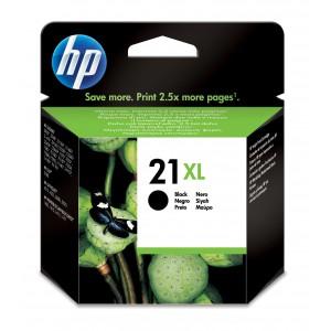 HP # 21XL BLACK INKJET PRINT CARTRIDGE