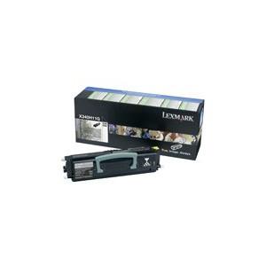 LEXMARK X342N Return Program Toner Cartridge - 6 000 pgs