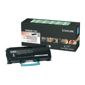 LEXMARK X463 / X464 / X466 Extra High Yield Return Program Toner Cartridge