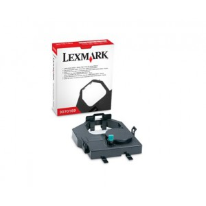 Lexmark 3070169 High Yield Re-Inking Ribbon Black Color